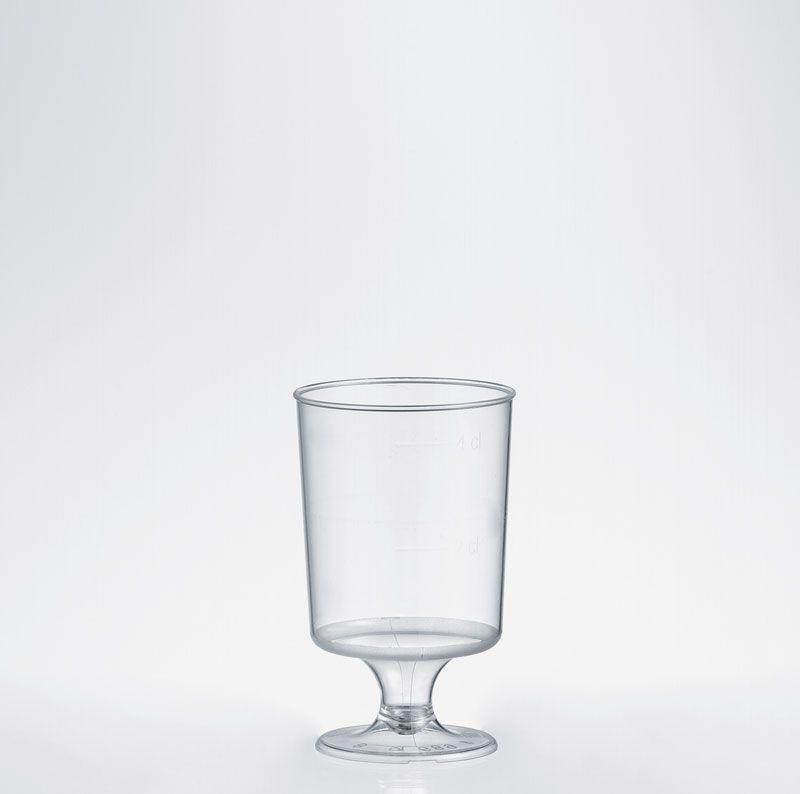 40 X BICCHIERINI CHUPITO PLASTICA AZZURRA 5,2 X 4,2 CM IRPot